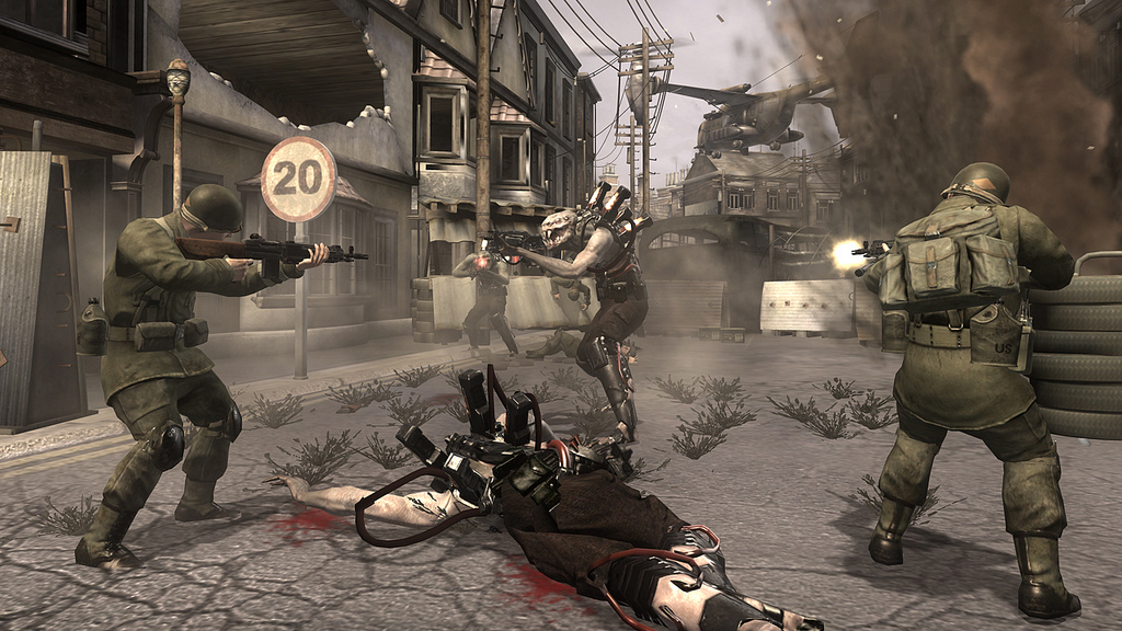 Resultado de imagen de Resistance: Fall of Man