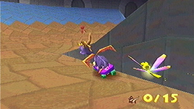 Spyro Year Of The Dragon