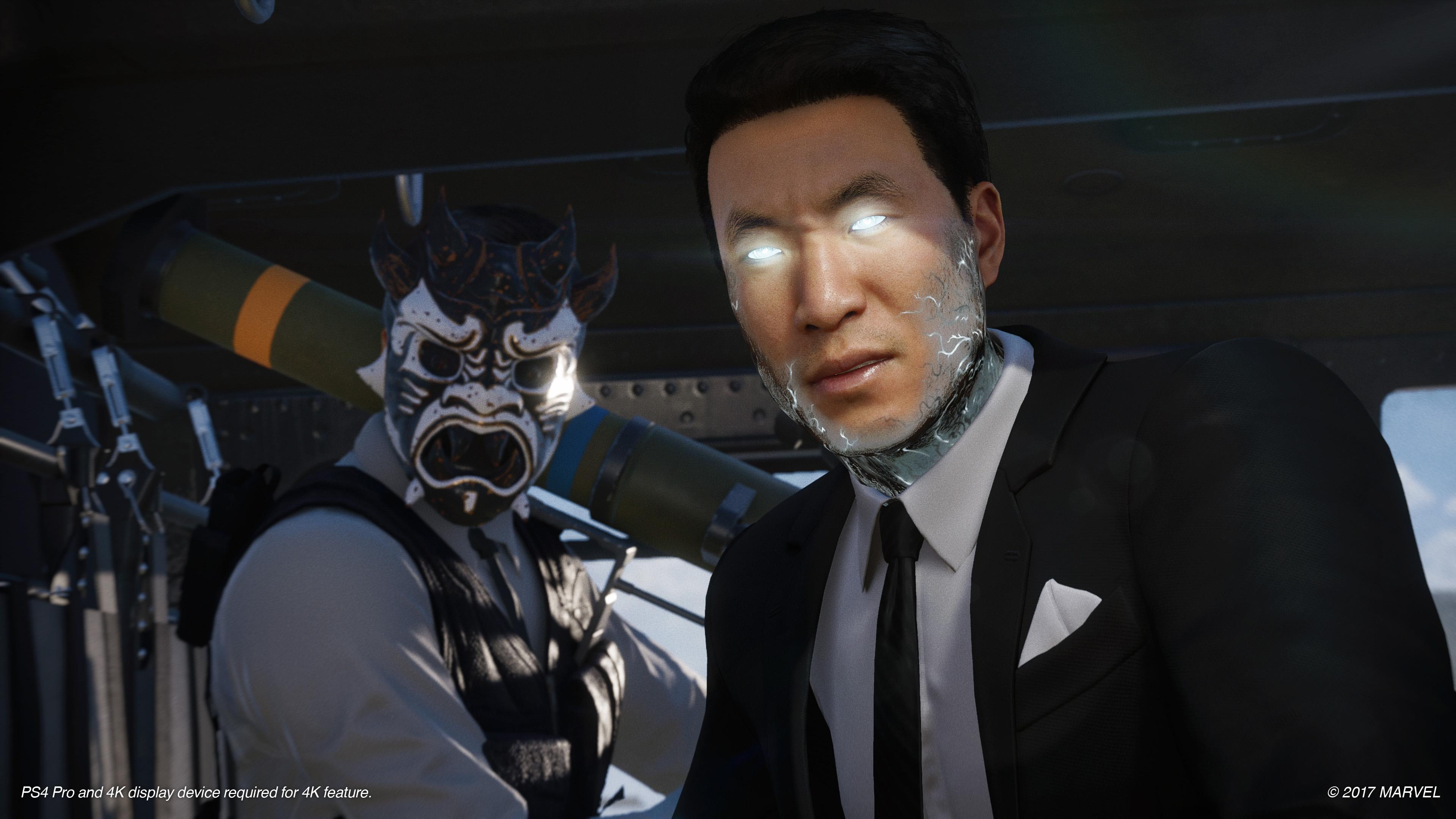 Spider man insomniac games - Et spider man ...