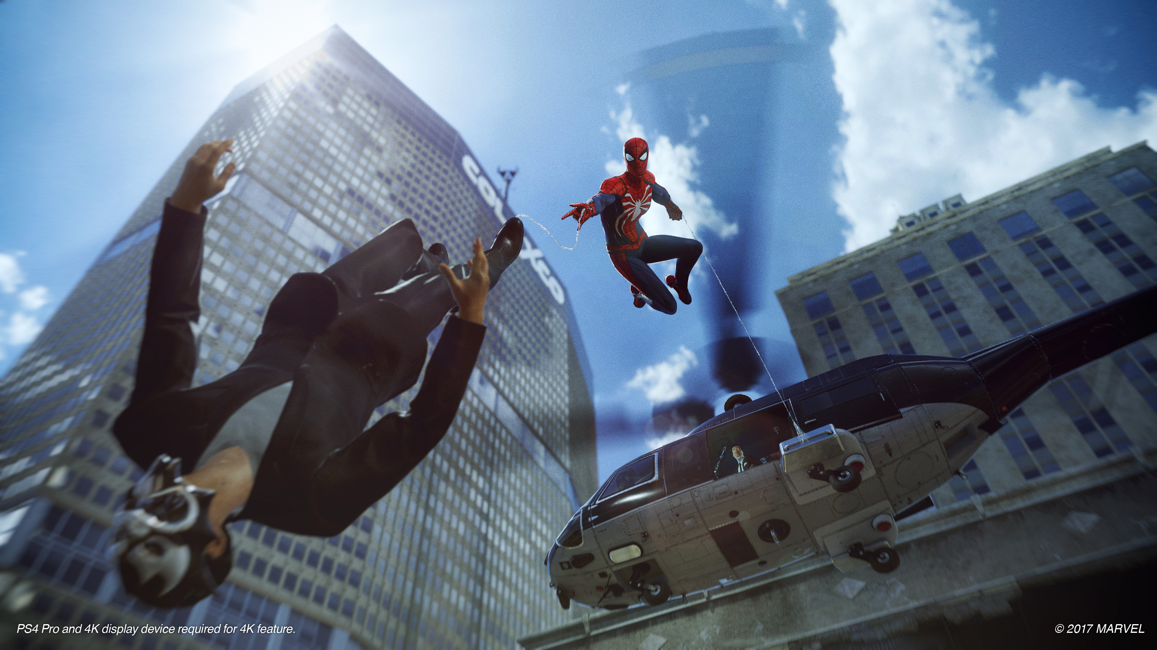 Spider-Man PS4 Release Date Not Coming Anytime Soon - GameSpot