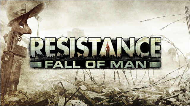 Resistance Fall Of Man Insomniac Games